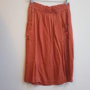 The Loft fall skirt